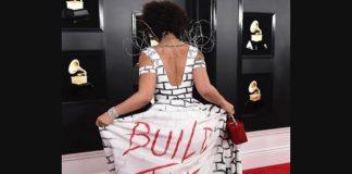 Joy Villa, Grammy, Trump, Pink Floyd