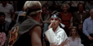 Karatê Kid será reexibido nos cinemas gringos