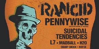 Rancid The Bash Craft Beer Festival