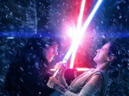 Rey e Kylo Ren (Star Wars)
