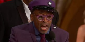 Spike Lee Discurso Oscar Donald Trump