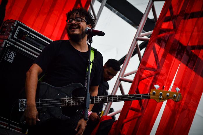 TNT Energy Stage - Francisco, el Hombre
