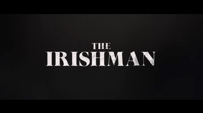 O Irlandês Martin Scorsese Al Pacino Robert De Niro