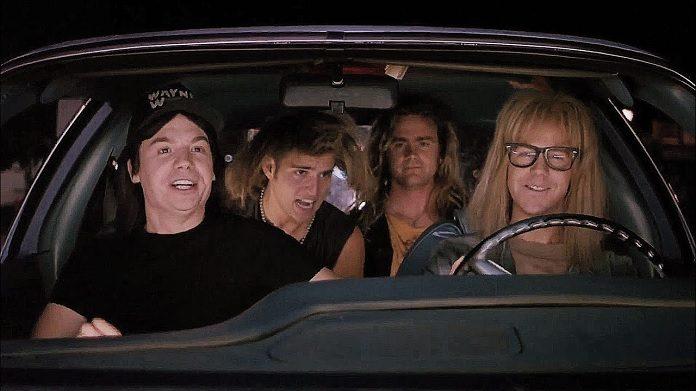 Wayne's World Bohemian Rhapsody Oscar
