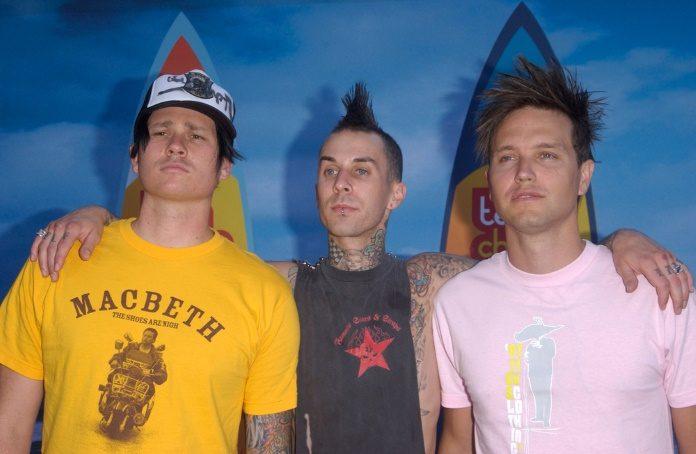 Blink-182 com Tom DeLonge em 2004