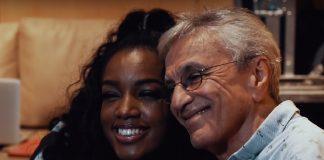 IZA e Caetano Veloso