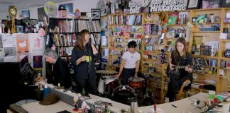 Cat Power no Tiny Desk