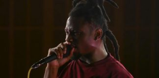 Denzel Curry canta Rage Against The Machine