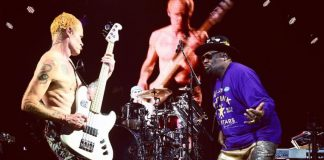 Flea e George Clinton