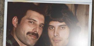 Encontro de Freddie Mercury mais velho e mais novo