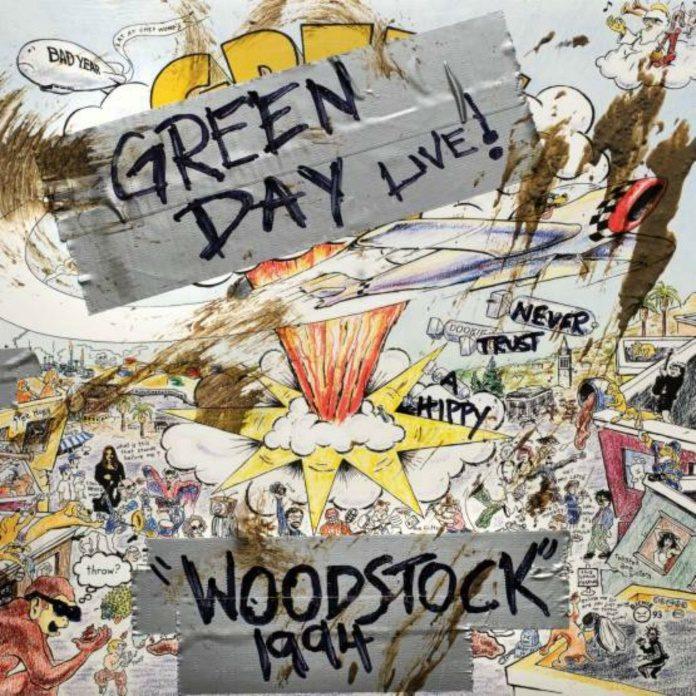 Green Day - Woodstock 1994