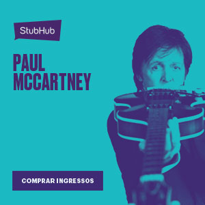Ingressos de Paul McCartney parcelados