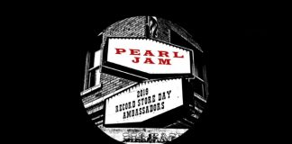 Pearl Jam - Embaixadores do Record Store Day 2019