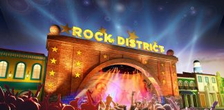 Rock District no Rock in Rio