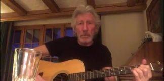 Roger Waters grava vídeo para a Venezuela