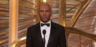 Tom Morello no Oscar
