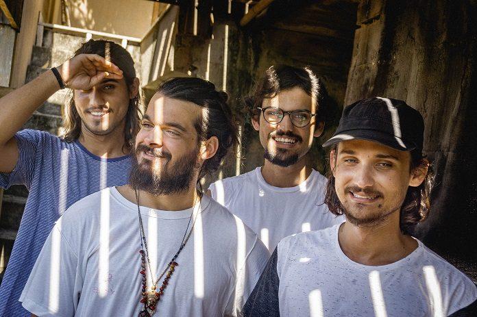 335 explora rock alternativo e psicodelia brasileira em EP de estreia