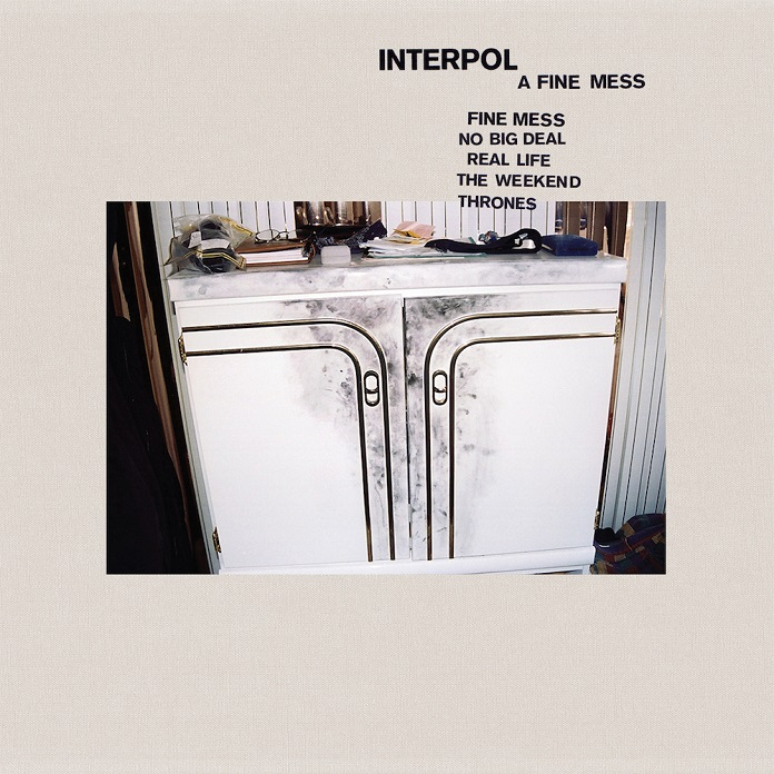 A Fine Mess Interpol