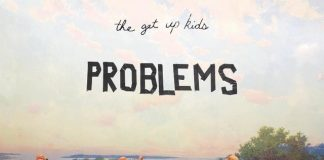 "Capa do disco ""Problems"" do The Get Up Kids"