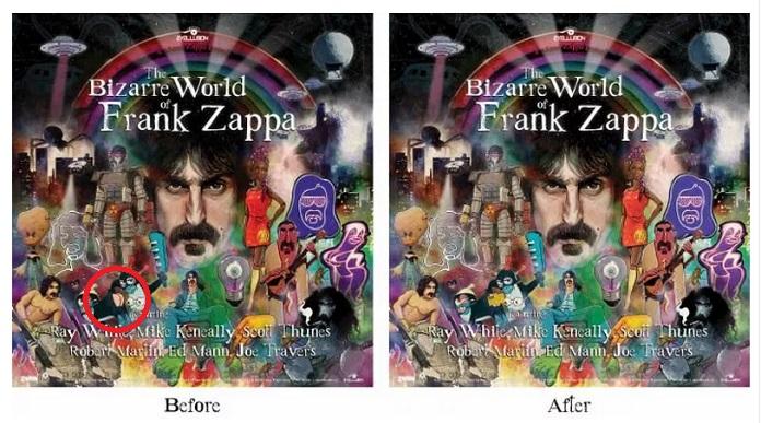 Frank Zappa Censura