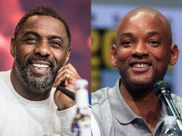 Idris Elba e Will Smith (Esquadrão Suicida)