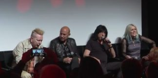 Johnny Rotten (John Lydon) e Marky Ramone, Punk