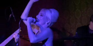 Lady Gaga festa jazz Fred Durst