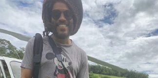 Lenny Kravitz no Brasil