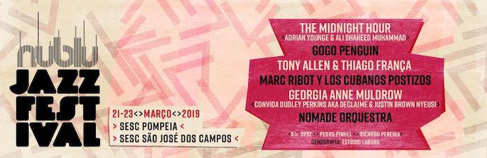 Nublu Jazz Festival SP 2019