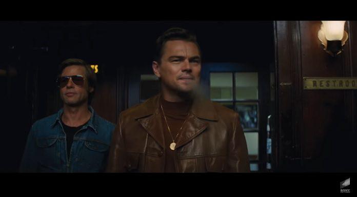 Once Upon a Time In Hollywood (Leonardo DiCaprio, Brad Pitt e Tarantino) trailer