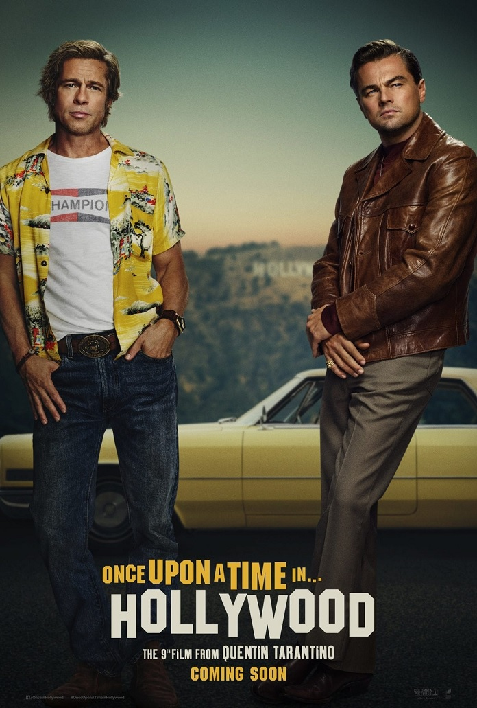 Once Upon a Time In Hollywood (Leonardo DiCaprio, Brad Pitt e Tarantino)