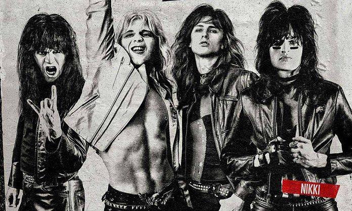 The Dirt, filme do Mötley Crüe