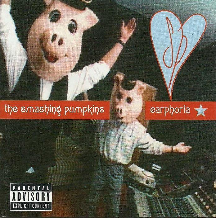 The Smashing Pumpkins Earphoria Butch Vig
