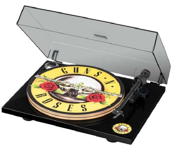 Vitrola Guns N' Roses