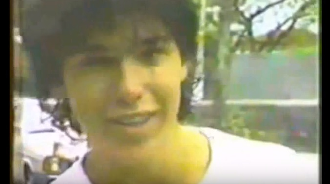 Chorão em 1986