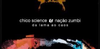 """Capa de """"Da Lama Ao Caos"""", da Nação Zumbi"""