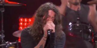 Dave Grohl com o Audioslave