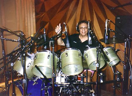 Hal Blaine em 2008