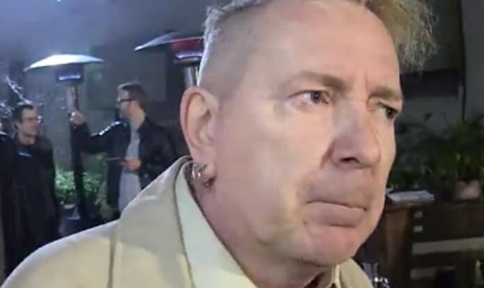 Johnny Rotten fala sobre a morte de vocalista do Prodigy