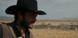 Luke Perry no clipe do The Killers