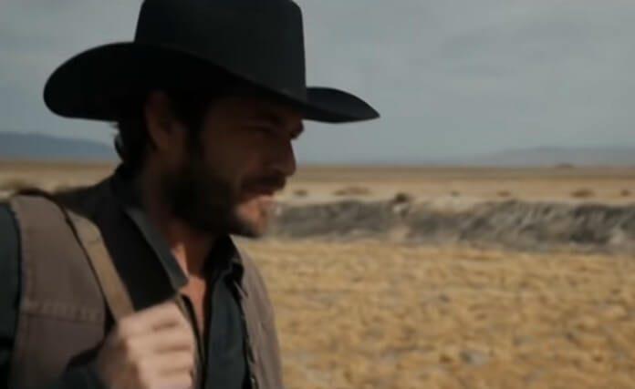 Luke Perry no clipe do The Killers