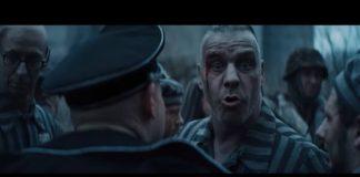 Rammstein no clipe de Deutschland