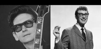 Roy Orbison e Buddy Holly