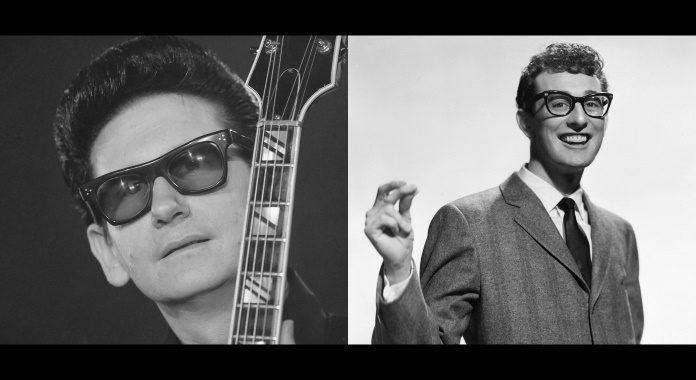 Roy Orbison e Buddy Holly