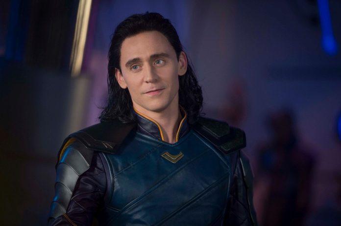 Loki em ação em Thor Ragnarok