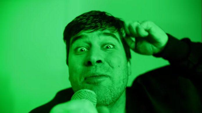 Dallas Green no vídeo de