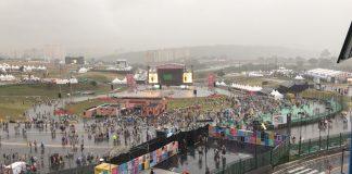 Lollapalooza Brasil Paralisado