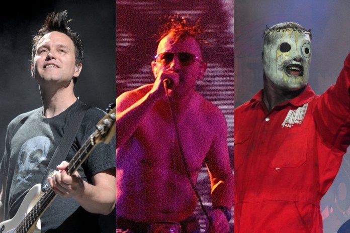 Blink-182, Tool e Slipknot no Aftershock festival