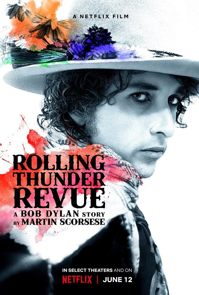 Bob Dylan Filme Netflix Poster