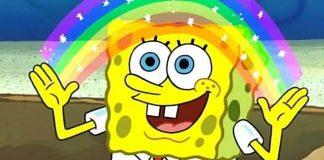 Bob Esponja Meme Nickelodeon